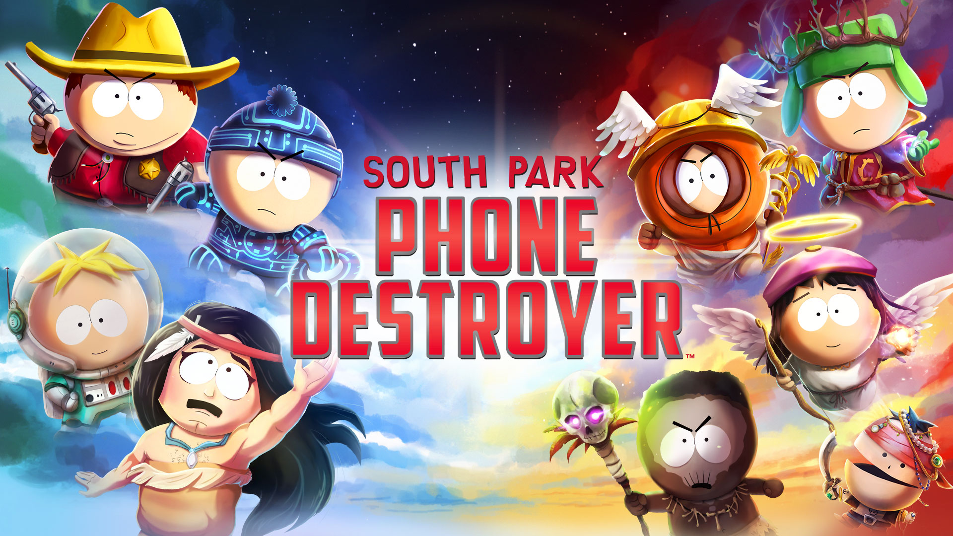 how to play south park phone destroyer